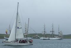Rona II (DSCF0078) (AngusInShetland) Tags: scotland tallships shetland lerwick tallshipsrace ronaii sailtraining