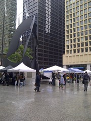 Daley Plaza (artistmac) Tags: plaza city urban sculpture chicago festival illinois downtown loop il picasso daley