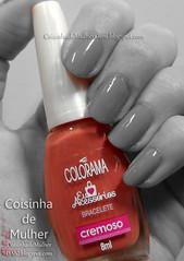 Bracelete - Colorama (Coisinha de Mulher [*Dani*]) Tags: coral esmalte colorama