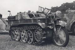 "NSU Kettenrad - a true off roader German WW2 • <a style=""font-size:0.8em;"" href=""http://www.flickr.com/photos/81723459@N04/9200361023/"" target=""_blank"">View on Flickr</a>"