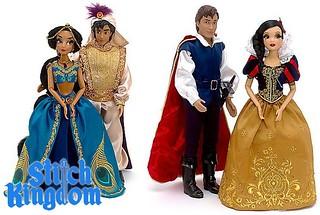 Fairytale Designer Collection Dolls!