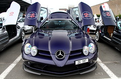SLR 722. (Tom Daem) Tags: slr moss stirling mclaren mercedesbenz 722 r199 c199 722s z199