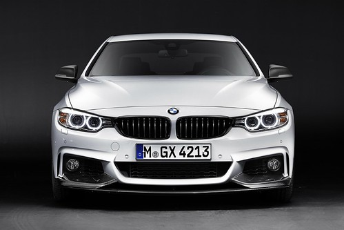 BMW 4 series M Package
