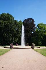 Fulda (Profilbesitzer) Tags: hessen springbrunnen fulda schlosspark schlossgarten
