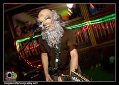 O El Amor (Craig Kempf) Tags: music ny newyork li singing mask guitar stage livemusic performance band longisland masks liveband craigkempf oelamor