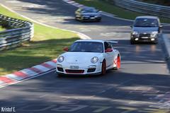 Porsche 997 GT3 RS (Kristof E.) Tags: 911 porsche 997 nordschleife nrburgring gt3rs touristenfahrten