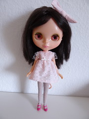Another wonderful Dollymama dress