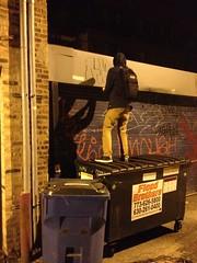 PIG (Franny McGraff) Tags: chicago graffiti pig xmen enough pf stal kwt cuzn 2nr kerfue