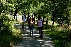 La boucle verte - parc du Cypressat
