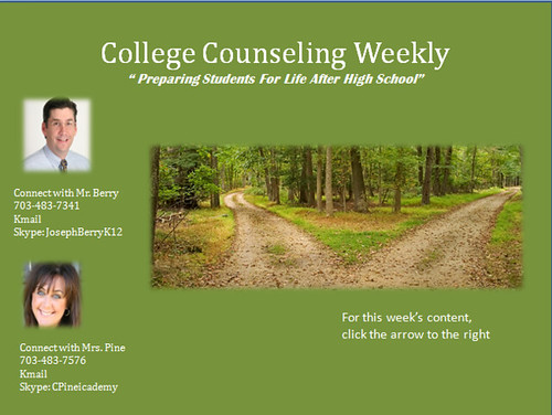 iCademy College Counseling