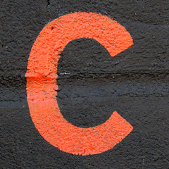 letter C (Leo Reynolds) Tags: canon eos c 7d letter ccc f80 oneletter 65mm iso1000 0008sec hpexif grouponeletter xsquarex xleol30x xxx2013xxx