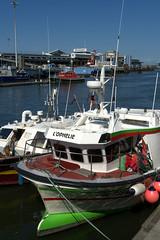 Boulogne-sur-Mer, port de pche (Ytierny) Tags: france vertical port bateau filet quai navigation manche ponton bassin pche pasdecalais boulognesurmer chenal ctedopale chalutier boulonnais ytierny