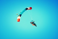 Skydiving Aug 2012', beach jump, Elvis flying the colors (divemasterking2000) Tags: sky beach skydiving coast la flying al jump jumping gulf alabama dive diving center beaches skydive lower canopy dropzone emerald parachuting 2012 parachute dz canopies skyjump gulfcoast elberta parachutes skyflying skyfly emeraldcoast loweralabama skyjumping beachjump emeraldcoastskydivingcenter beachskydive