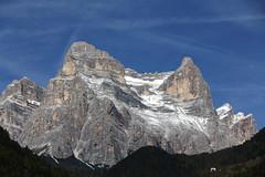 Sfida (lincerosso) Tags: montagne dolomiti bellezza armonia sfide imponenza zoldano zoppdicadore autunnoalpino