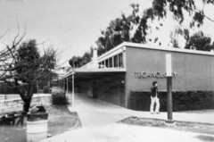 Technology Building, Orange Coast College, circa 1980 (Orange County Archives) Tags: california history historical southerncalifornia orangecounty occ orangecoastcollege orangecountyarchives orangecountyhistory coastcommunitycollegedistrict