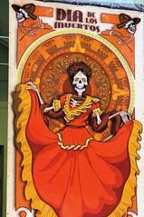 Dia de los muertos (kuuan) Tags: vienna wien mexicana austria fiesta 85mm olympus mf f2 zuiko manualfocus fzuiko f285mm diadolosmuertos olympusfzuikoautotf285mm weltmuseum