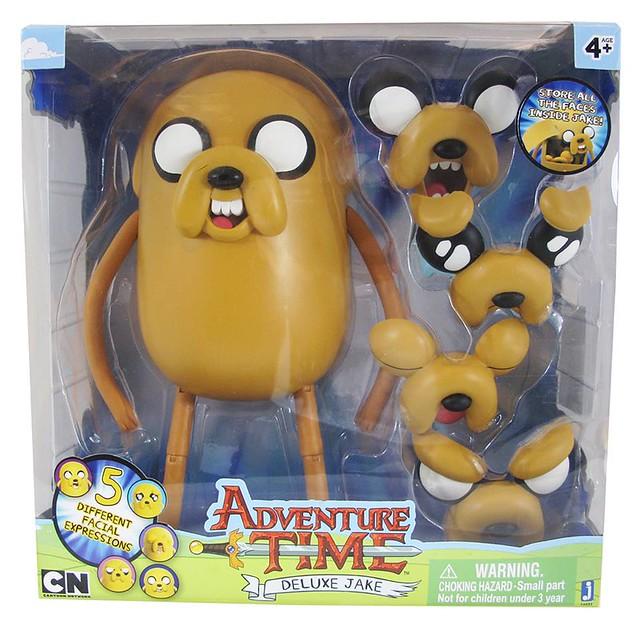 Cartoon Network 探險活寶 可換臉老皮