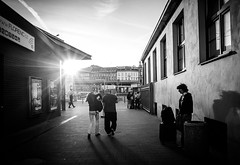 streets of prague 8 (Tom_R.) Tags: street city bw white holiday black europa prague urlaub streetphotography prag praha tschechien menschen stadt cz orte kontrast schwarz bigcity weis strase osteuropa 2013 grosstadt
