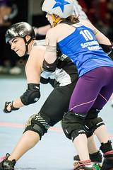20131207.RCRG-RCR_0650 (Axle Adams) Tags: sports rollerderby rollergirls skaters derby skates rcr ratcityrollergirls rcrg rosecityrollers