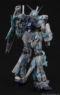 MG Clear Full Armor Unicorn - Snap Fit 12 by Judson Weinsheimer