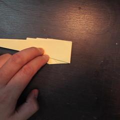 วิธีการพับกระดาษเป็นรูปหงส์ 016