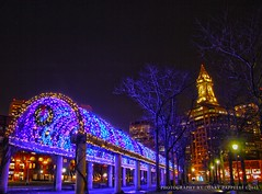 Boston Water Front Park
