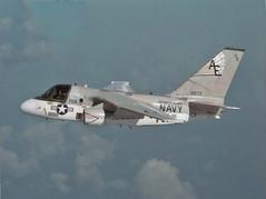 S-3A Viking BuNo 158873 (skyhawkpc) Tags: airplane us aircraft aviation military navy lockheed naval viking usnavy usn ussindependence s3a inflght 158873 vs28gamblers ae706