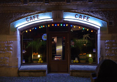 Café Havana (rotabaga) Tags: night göteborg pentax sweden gothenburg nightlight sverige natt k5 nattljus