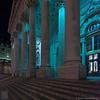 Square at Night, City of London (JMichaelSullivan) Tags: uk london night 100v nikon 600v dxo 200v nocturne 500v d800 300v 5f 400v opticspro 24120mmf4