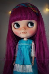 A Doll A Day. Jan 25. It's the Blueberry Pie...