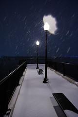 south belvedere - 11th Street Bridges - Washington DC - 2014-02-13 (Tim Evanson) Tags: winter snow washingtondc snowstorm 2013 winter2013