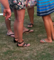 IMG_1655 (heellover91) Tags: woman sexy feet girl foot shoes toes legs sandals thong flip flops strappy gladiator