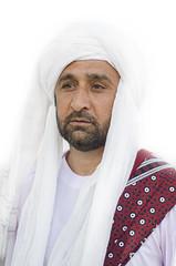 Seasoned ! (Explore) (Commoner28th) Tags: portrait man face dress traditional culture identity highkey turban gentleman individuality baloch balochistan ajrak