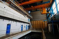 NGTE Pyestock (LiamCH) Tags: abandoned decay urbanexploration derelict abandonment abandonedbuilding urbex ngte pyestock nationalgasturbineestablishment