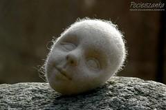 BASIA: rag OOAK doll - soon - in progress (RGAdolls) Tags: doll natural ooak waldorf poland artdoll ragdoll collectibles puppen handmadedoll waldorfdoll humanfigure clothdolls waldorfdolls pocieszanka chldfriendly
