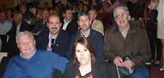 El Comité de Campaña de Ibi asiste al acto de presentación celebrado ayer en Alicante
