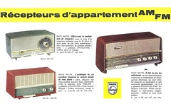 PHILIPS Radio, Musique, Television and Magnetophone Brochure (France 1962)_03 (MarkAmsterdam) Tags: old classic sign metal museum radio vintage advertising design early tv portable colorful fifties arm tsf mark ad tube battery engineering pickup retro advertisement collection plastic equipment deck tape changer electronics era record handheld sheet catalog booklet collectible portfolio recorder eames sales electrical atomic brochure console folder tone forties fernseher sixties transistor phono phonograph dealer cartridge carradio fashioned transistorradio tuberadio pocketradio 50s 60s musiktruhe tableradio magnetophon plaskon 40s kitchenradio meijster markmeijster markamsterdam coatradio tovertoom