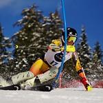 Patrick Carry, 2014 Keurig Cup Spring Series Slalom at Grouse PHOTO CREDIT: Derek Trussler
