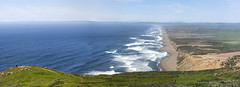 point reyes panorama (eb78) Tags: ca california northbay marincounty pointreyes landscape panorama pacificocean ocean