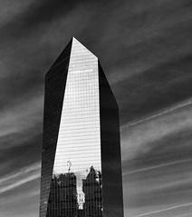 Cira center. Philadelphia (mark.aizenberg) Tags: urban city fineart iphone7plus outdoors cloud sky building architecture philadelphia