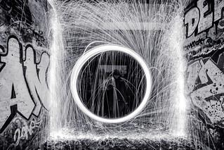 The open portal.