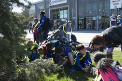 ACS Pinwheel Planting (USAG Stuttgart) Tags: acs capm childabuse panzerkaserne pinwheel