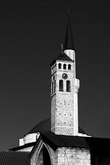 """El aroma del tiempo"" Han (Herminio.) Tags: torre reloj minarete sarajevo bosnia herzegovina mezquita caravasar tower clock minaret bosniaandherzegovina mosque caravanserai rellotge bòsnia hercegovina mesquita caravanserrall"