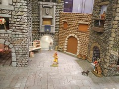 Town square (Dams Dolls) Tags: pesebre pessebre belén belenismo betlehem christmas navidad