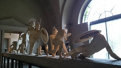 Musée de la Glyptothèque (archipicture71) Tags: fronton temple musée munich glyptothèque