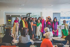 Decorum Performance at the Women of the World Festival, Southbank Centre (c) Roxene Anderson Photography for Magic Me (Magic Me Arts) Tags: intergenerational magicmearts performance decorum wowldn eastlondon towerhamlets