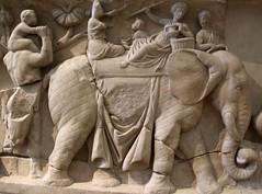 Pashley Sarcophagus (richardr) Tags: elephant sarcophagus roman pashleysarcophagus museum fitzwilliammuseum oxbridge cambridge cambridgeshire eastanglia university cambridgeuniversity fitzwilliam england english britain british greatbritain uk unitedkingdom europe european history heritage historic old