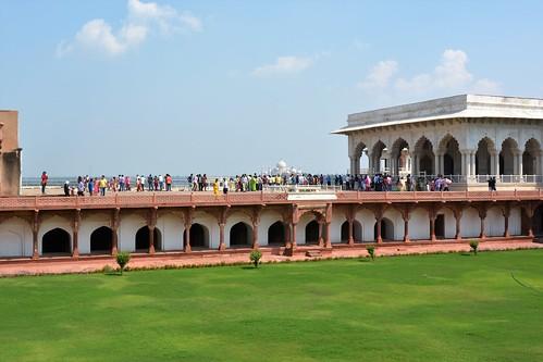INDIA 2017 1626 - Uttar Pradesh - Agra - il forte