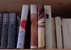 Doing a Grillparzer 5/5 (wolfgraebel) Tags: franz grillparzer books einband book binding bookbinding buchbindeneinbände diy raw easy magazine paper ads old bookshelf bücher regal