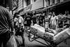 Business Baby | Bangkok 2016 (Johnragai-Moment Catcher) Tags: bangkokstreet people photography street streetphotography thailand streetvendor blackwhite blackandwhite bw momentcatcher monocrome johnragai johnragaiphotos johnariragai johnragaibw johnragaistreet